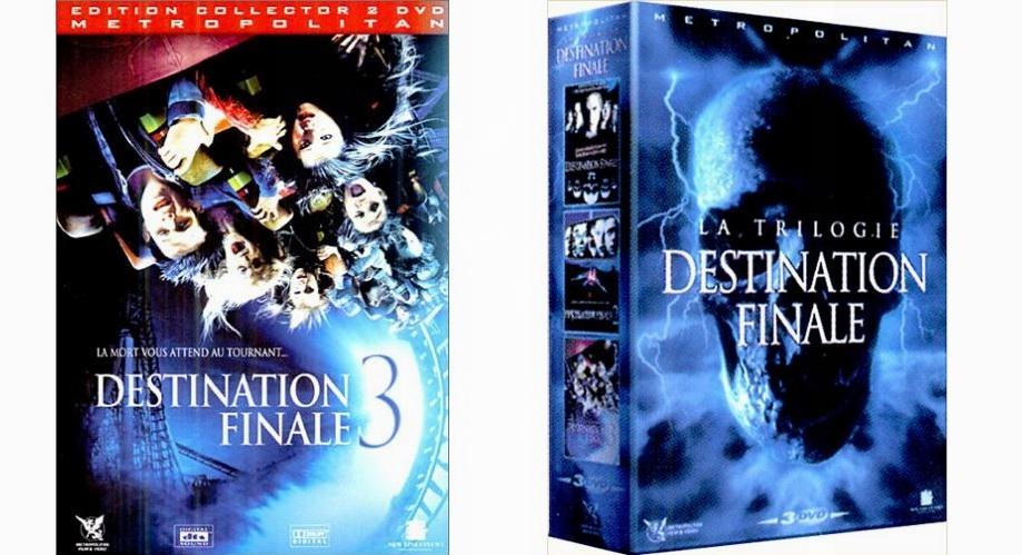 Destinations Finales Le 1er Site Sur La Trilogie Destination Finale